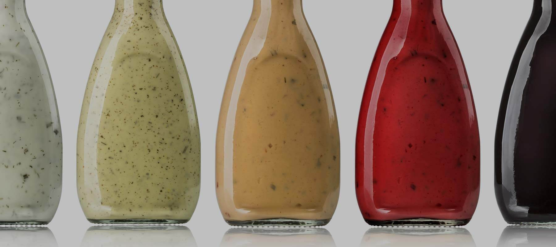 Dressings and Sauces Manufacturing ERP